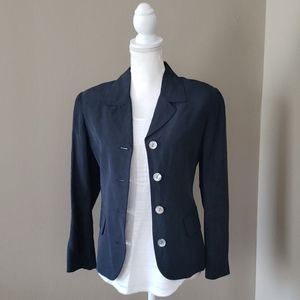 Business casual suit jacket + FREE top
